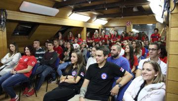 Сусрети младих волонтера