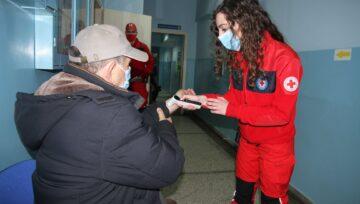 Podrška u imunizaciji građana Užica